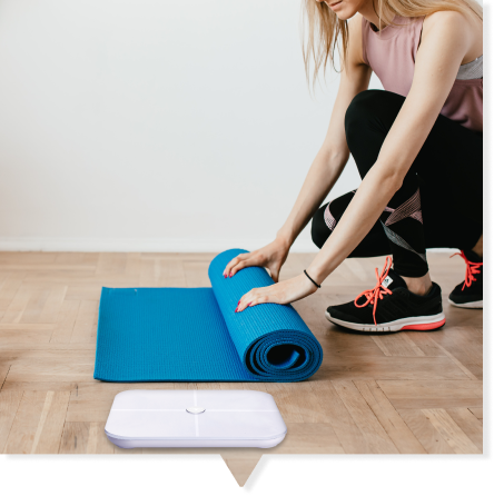 "FRIDAY MAGAZINE""The Actofit SmartScale is your perfect weight-loss companion. This smart scale lets you track BMI, BMR, body fat percentage ."" Read More"